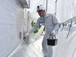 外壁塗装|山田工芸の塗装工事施工メニュー