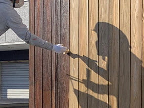 木部塗装|山田工芸の塗装工事施工メニュー