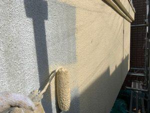世田谷区にて外壁塗装工事