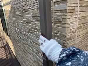 外壁ケレン作業