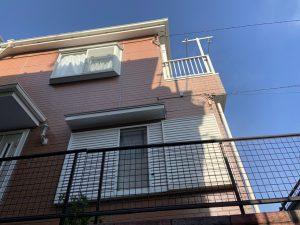 横浜市神奈川区にて、T様邸外壁塗装工事 完工