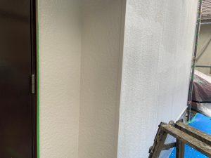 アクセント部の塗装
