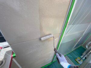 壁面下塗り(シーラー)塗装