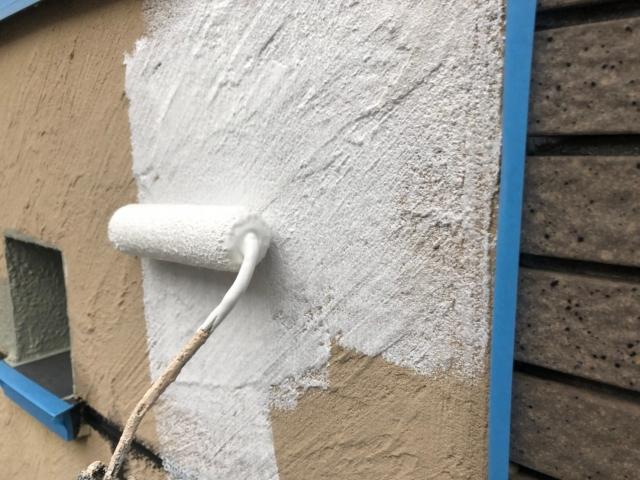 外壁塗装の工程について